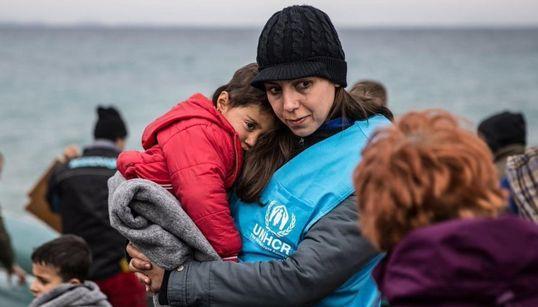 Ύπατη Αρμοστεία του ΟΗΕ για τους Πρόσφυγες (UNHCR). Διασφαλίζοντας το δικαίωμα όλων να ζητήσουν