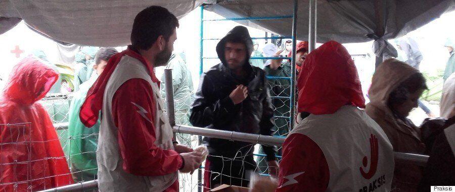 PRAKSIS: Βοηθώντας τους πρόσφυγες, όπως κάθε άλλη κοινωνικά αποκλεισμένη