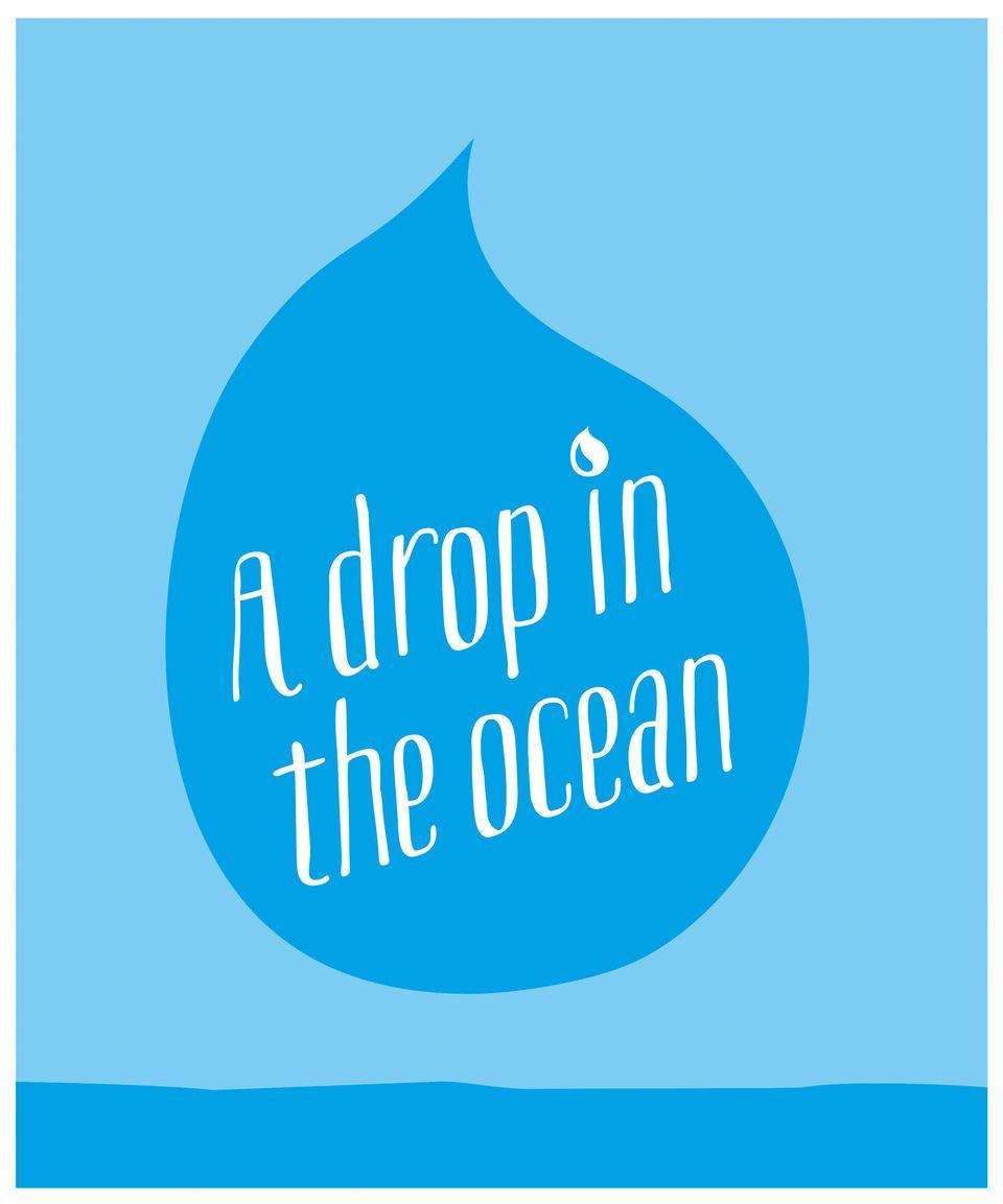 A Drop in the Ocean: Ένα τετραήμερο ταξίδι στη Λέσβο ήταν η αρχή για μια