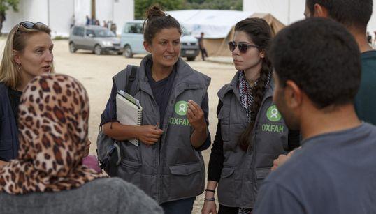 Οxfam: Εκεί που οι ανάγκες των ανθρώπων υπερβαίνουν τις δυνατότητες του