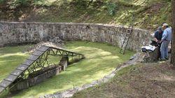 Ανακαλύφθηκε μυστικό τούνελ των Εβραίων από τον Β' Παγκόσμιο
