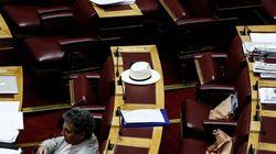 Σφυροκόπημα της κυβέρνησης στη Βουλή με αφορμή την Cosco. Χρειάζονται εκλογές επανέλαβε ο