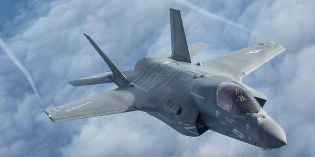 Το νέο υπερηχητικό F35 «στέλθ» της Βρετανίας που κοστίζει 119 εκατ. ευρώ και τρομάζει τους