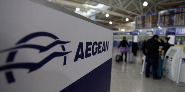 Ακύρωση πτήσεων της Aegean από/προς