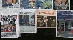 Over. And out - Πώς αντέδρασαν οι εφημερίδες σε όλον τον κόσμο για το