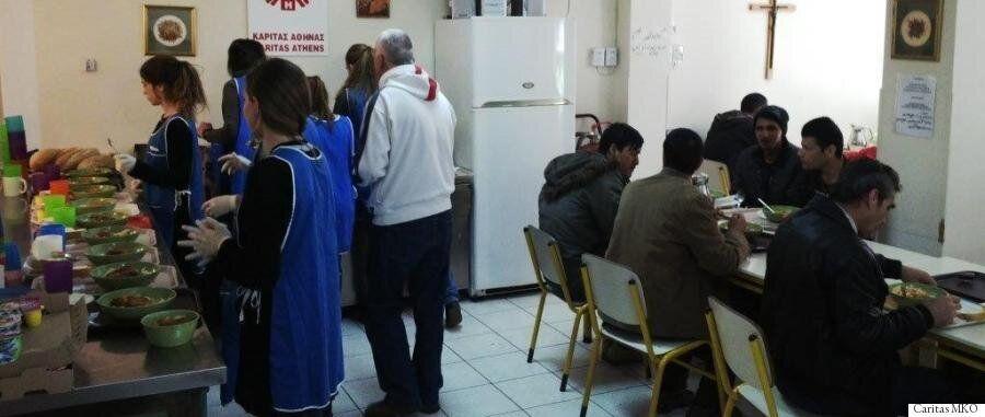 Caritas: Βοηθώντας τον πρόσφυγα σε κάθε του