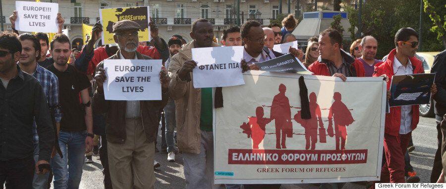 Ελληνικό Φόρουμ Προσφύγων (Greek Forum of Refugees): Σκοπός μας είναι πρόσφυγες να βοηθάνε τους