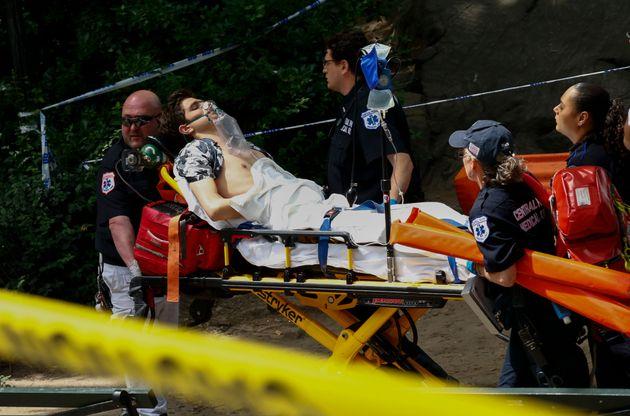 Νεαρός τραυματίσθηκε σοβαρά από έκρηξη αγνώστου αντικειμένου στο Σέντραλ Παρκ της Νέας
