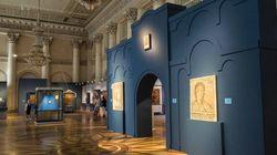 Το Βυζάντιο μέσα στους αιώνες: Εγκαίνια της μεγάλης έκθεσης στο Κρατικό Μουσείο Ερμιτάζ της Αγίας