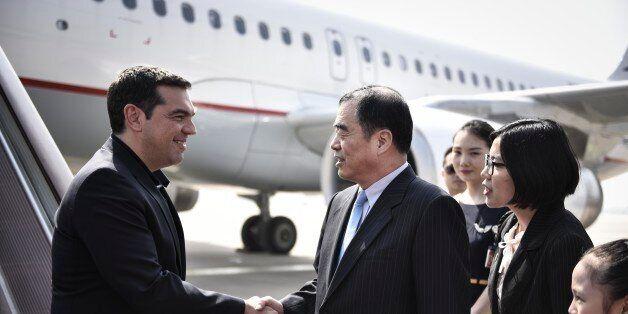 Πεκίνο: Στον κινεζικό τεχνολογικό κολοσσό Huawei ο Αλέξης
