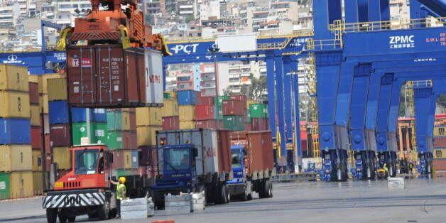 ΑΠΕ-ΜΠΕ: Ικανοποίηση στην Cosco από τις διορθώσεις Δρίτσα στη σύμβαση παραχώρησης του