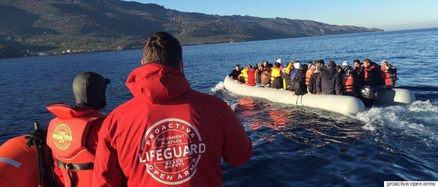 Proactiva: Οι Ισπανοί ναυαγοσώστες που έσωζαν ζωές στη