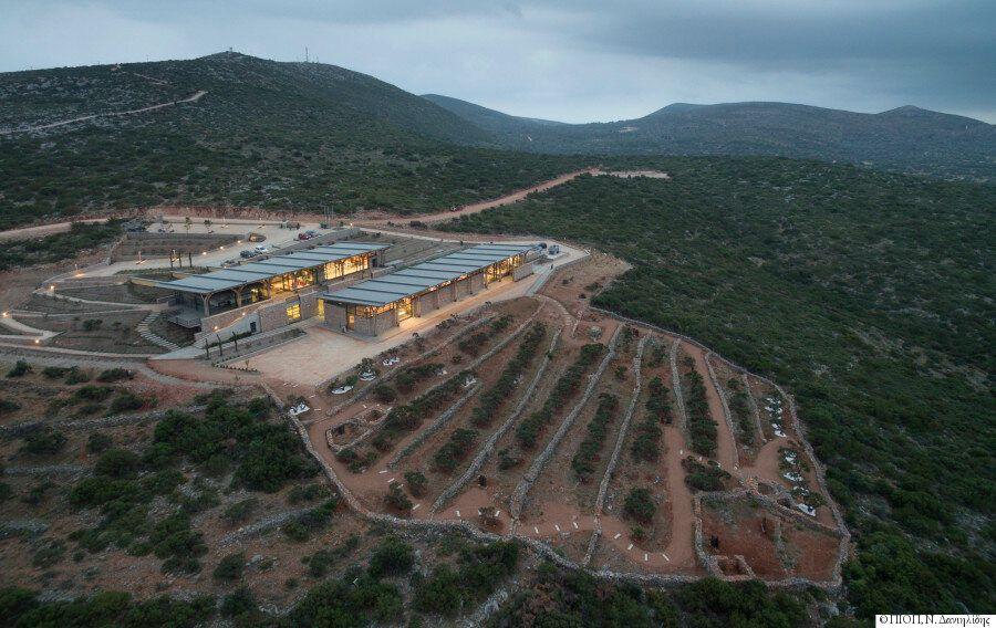 Το νέο Μουσείο Μαστίχας Χίου μέσα από 9