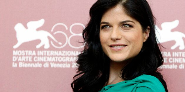 Cast member Selma Blair poses during a photocall of her