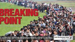 Αφίσες υπέρ του Brexit συγκρίνονται με την προπαγάνδα του Ναζιστικού