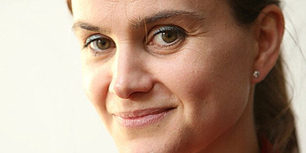 Batley and Spen MP Jo Cox is seen in an undated handout image released on June 16, 2016. British lawmaker...