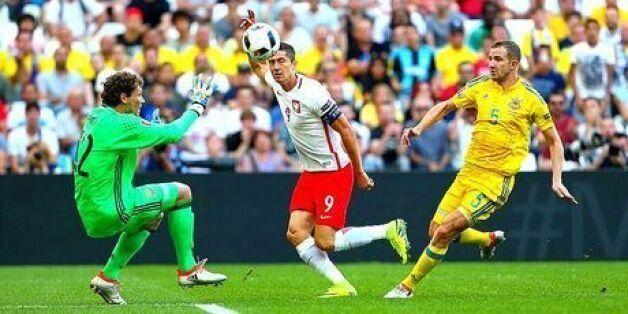 Ουκρανία - Πολωνία