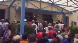 Κόκκινο πανί ο Πολάκης: Χαμός στο νοσοκομείο της Ιεράπετρας. Σπρωξιές, κλωτσιές και