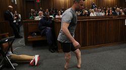 Ο Πιστόριους περπάτησε στο δικαστήριο χωρίς τα τεχνητά του