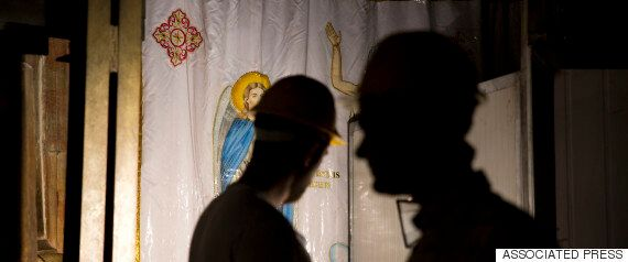 Ομάδα του ΕΜΠ θα μπει στον τάφο του Ιησού για να τον επισκευάσει με καρφιά από