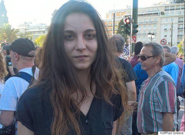 Τι λένε οι «Παραιτηθείτε»: Διαδηλωτές της κινητοποίησης στη HuffPost
