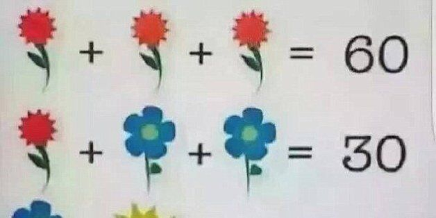 Το μαθηματικό κουίζ που ξεγέλασε την εκπαιδευτική κοινότητα και έριξε το