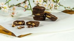 Γεμιστά σοκολατάκια με πάστα