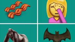 Από μπέικον, μέχρι γορίλες: Αυτά είναι τα 72 νέα emoji που
