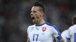 Μεγάλη νίκη η Σλοβακία, 2-1 την