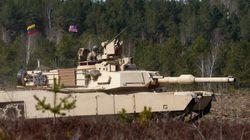 NATO: Τέσσερα τάγματα αποστέλλονται στις χώρες της Βαλτικής και την