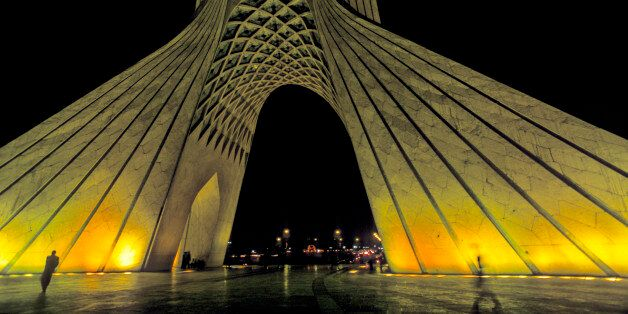 Iran, Tehran, Azadi