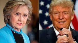 Η Χίλαρι Κλίντον προετοιμάζεται για ν' αντιμετωπίσει τον Ντόναλντ Τραμπ, που επιμένει