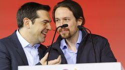 FAZ: Ο Ιγκλέσιας θα μπορούσε να κάνει στην Ισπανία ότι ο «Pasok-killer» Τσίπρας στην