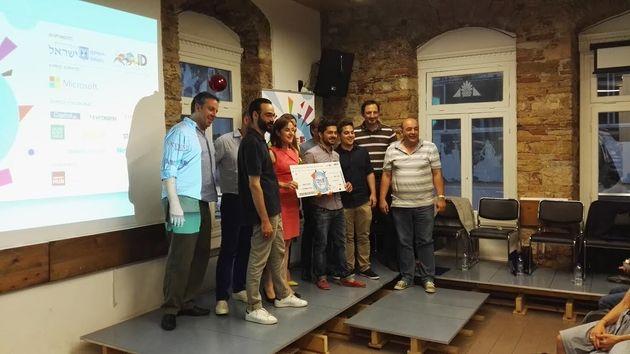 Η εταιρεία City Crop νικητής του Διαγωνισμού Start Tel Aviv 2016 στην