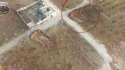 Drone καταγράφει μάχη στη Συρία. Εικόνες βγαλμένες από