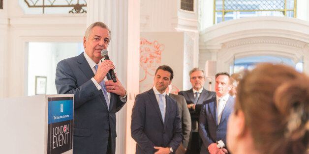 Η Ελληνική πρωτοβουλία διοργάνωσε την πρώτη της εκδήλωση στο