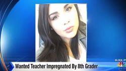 ΗΠΑ: 24χρονη δασκάλα που έμεινε έγκυος από 13χρονο μαθητή της καταζητείται στο