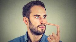 Ανακαλύψτε εάν κάποιος σας λέει ψέματα με αυτά τα 4 λεκτικά