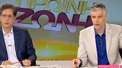 On air αμφισβήτηση του Λάμπη Ταγματάρχη από δημοσιογράφους που παρουσιάζουν εκπομπή της
