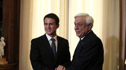 Συνάντηση Παυλόπουλου-Βαλς στο Προεδρικό