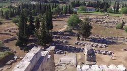 Νέμεοι αγωνες: Στα βήματα του Ηρακλή μέσα από ένα συγκλονιστικό εναέριο