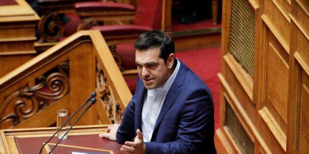 Δριμεία επίθεση Τσίπρα κατά της ΝΔ για την αποχώρηση από τη συζήτηση για τις