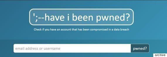 Δείτε αν το email σας έχει παραβιαστεί από