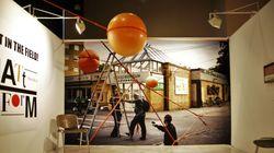 Η Άρτεμις Ποταμιάνου κάνει τον απολογισμό της Art Athina (και βγάζει φωτογραφίες) για τη Huffpost