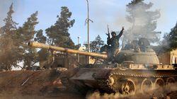 Ο συριακός στρατός με την υποστήριξη της ρωσικής αεροπορίας, βρίσκεται στα όρια της επαρχίας