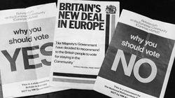 Όταν πριν από 41 χρόνια η Βρετανία ψήφιζε και πάλι για την παραμονή της στην τότε ΕΟΚ. Τι άλλαξε από το