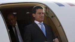Στην Αθήνα κατέφτασε ο Γάλλος πρωθυπουργός, Μάνουελ