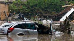 Φονικές πλημμύρες στη
