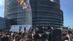 Γράμμα απ' το Στρασβούργο: Καλύπτοντας την Ευρωπαϊκή Εκδήλωση Νεολαίας