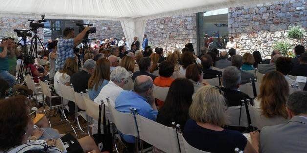 Εκεί που δακρύζει ο σχίνος: Τα εγκαίνια του Μουσείου Μαστίχας Χίου στα